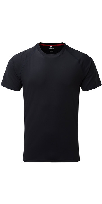 2020 Gill Mens UV Tec Tee Navy UV010