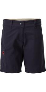 2021 Gill Womens UV Tec Shorts Navy UV012W