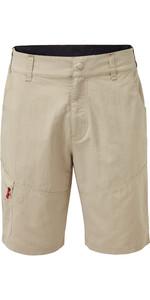 2019 Gill Mens UV Tec Shorts Khaki UV012