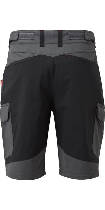 2021 Gill Mens UV Tec Pro Shorts Ash UV013