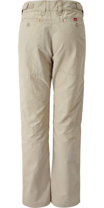 2021 Gill Womens UV Tec Trousers Khaki UV014W