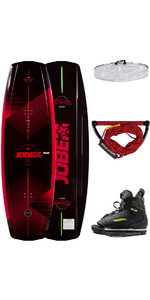 2020 Jobe Vanity Wakeboard & Unit Bindings Package 278820072
