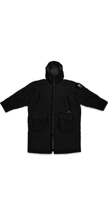2021 Voited DryCoat Change Robe Poncho V21DCR - Black