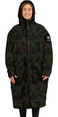 2021 Voited DryCoat Change Robe Poncho V21DCR - Moment Camo