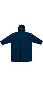 2021 Voited DryCoat Change Robe Poncho V21DCR - Ocean Navy