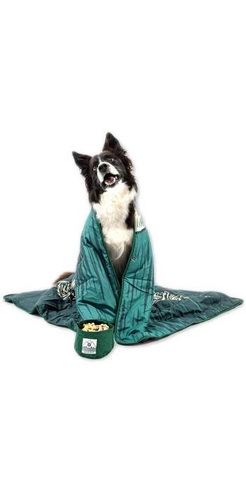 2021 Voited Pet Blanket V20UN04BLABL - Among Wolves