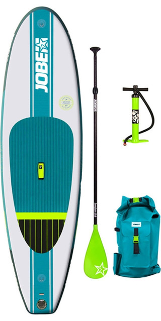 *2018 Jobe Aero Volta Inflatable Stand Up Paddle Board 10'0 X 32