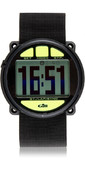 2021 Gill Regatta Race Timer Watch Black / Lime W014