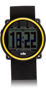 2020 Gill Regatta Race Timer Watch Yellow / Black buttons W014