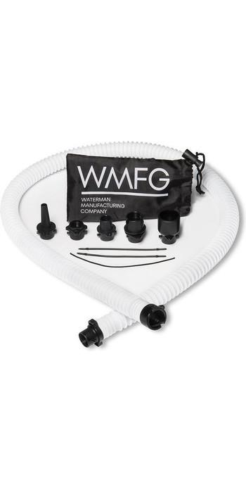 2021 WMFG Standard Bayonet Fitting Hose & Nozzle Kit WMAHK - White