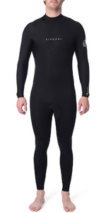 2019 Rip Curl Mens Dawn Patrol Warmth 5/3mm Back Zip Wetsuit Black WSM9FM