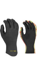 2020 Xcel Comp X 2mm 5 Finger Neoprene Gloves ANC29380 - Black