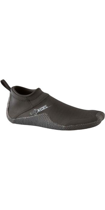 2021 Xcel 1mm Reef Walker Neoprene Shoes AN018813 - Black
