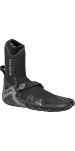 2020 Xcel Drylock 5mm Split Toe Boots ACV59017 - Black / Grey