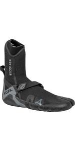 2020 Xcel Drylock 5mm Split Toe Boots ACV59017 - Black / Grey