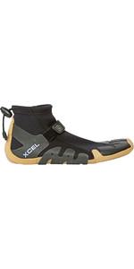 2021 Xcel Infiniti 1mm Split Toe Reef Wetsuit Boots AN153817 - Gum / Black