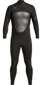 2020 Xcel Mens Axis X 3/2mm Chest Zip Wetsuit MT32Z2S9 - Black