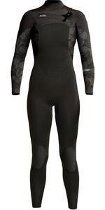 2020 Xcel Womens Comp 3/2mm Chest Zip Wetsuit WN32ZXC9 - Black