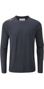 Henri Lloyd Cool Dri Long Sleeve T-Shirt Slate Blue YI200003