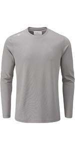 2018 Henri Lloyd Cool Dri Long Sleeve T-Shirt Titanium YI200003