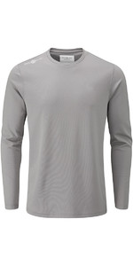 Henri Lloyd Cool Dri Long Sleeve T-Shirt Titanium YI200003