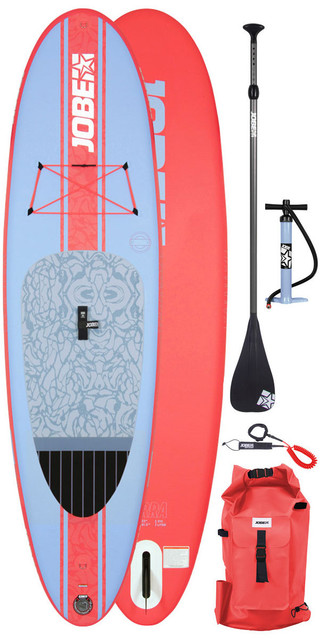 *2018 Jobe Womens Aero Yarra Inflatable Stand Up Paddle Board 10'6 X 32
