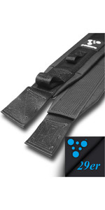 2020 Zhik 29er Zhikgrip II Hiking Straps STRAP-212-29ER - Black