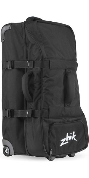 2019 Zhik 80L Luggage Roller Bag BLACK LGG80