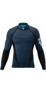 2020 Zhik Microfleece V 1mm Neoprene Long Sleeve Top NAVY DTP0520