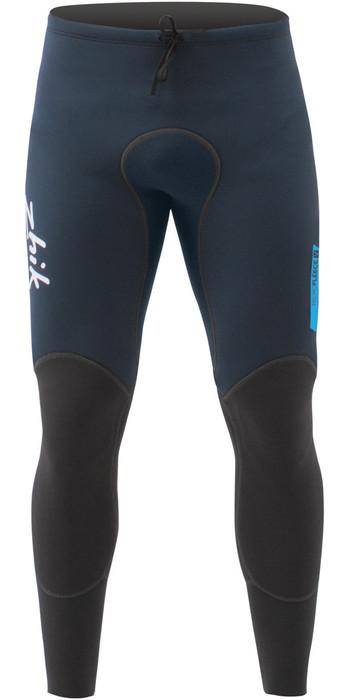2020 Zhik Microfleece V 1mm Neoprene Trousers NAVY PNT0520