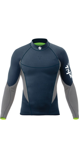 2019 Zhik Superwarm V Neoprene Top NAVY DTP1120