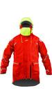 2019 Zhik Isotak X Ocean Jacket 0920FRD & Isotak X Ocean Salopettes Flame Red SAL0920