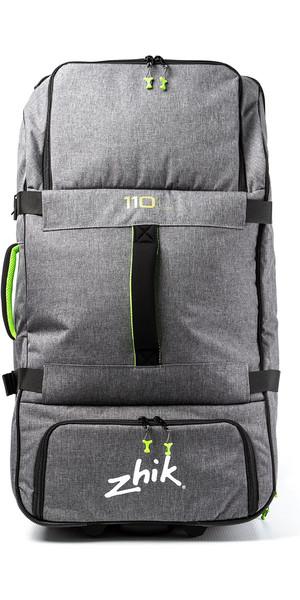 2019 Zhik 110L Wheelie Bag Grey LGG0550