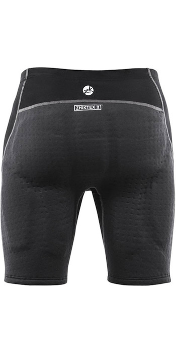 2021 Zhik Deckbeater Shorts Black SRT0075