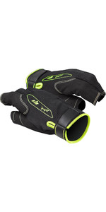 2019 Zhik G1 Short Finger Sailing Gloves Black GLV0010