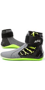 2019 Zhik High Cut Boots Grey / Black DBT0270