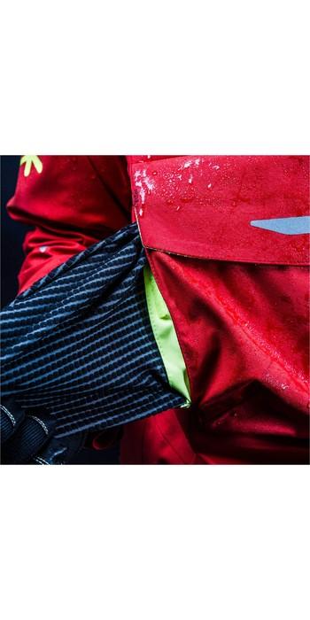 Zhik Mens Isotak X Ocean Jacket - Red