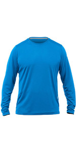 2020 Zhik Long Sleeve ZhikDry LT Top Cyan TOP73