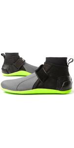 2021 Zhik Low Cut Ankle Boots Grey / Black DBT0170