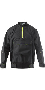 Zhik Mens Performance Dinghy Sailing Smock - Black