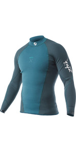 2020 Zhik Mens Eco Foam Wetsuit Top Sea Green DTP0770