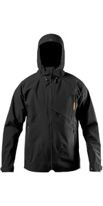 2021 Zhik Mens INS200 Coastal Sailing Jacket JKT0210 - Black