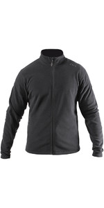 2021 Zhik Mens Polartec Zip Fleece JKT-0032 - Black