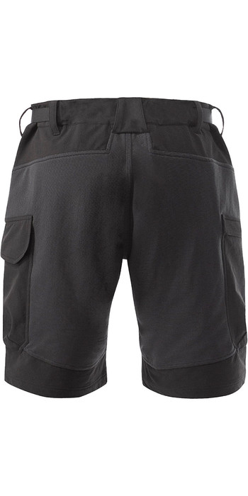 2020 Zhik Mens Technical Deck Shorts Black SRT0370