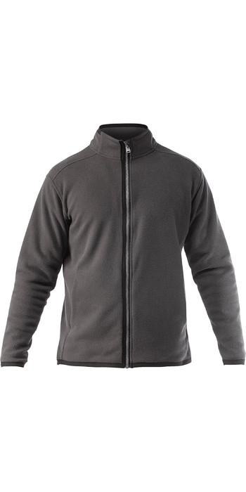 2020 Zhik Zip Fleece Jacket JKT0030 - Dark Grey