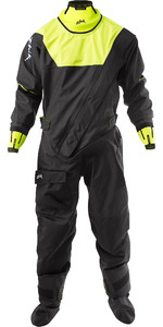 2020 Zhik Junior Racing Drysuit Black DST0250