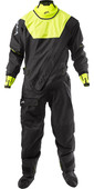 2020 Zhik Junior Racing Drysuit Black DST0250