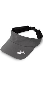 2020 Zhik Structured Sailing Visor Grey VSR0400