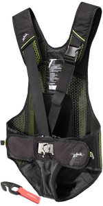 2020 Zhik T3 Trapeze Harness & C-Shark Safety Knife - Black / Red