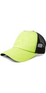 2021 Zhik Trucker Cap Hi-Vis Yellow HAT0305